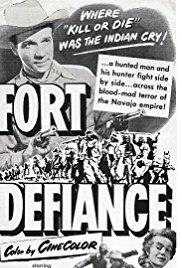 Fort Defiance (1951)