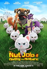 The Nut Job 2 Nutty by Nature 2017 BDRip x264-GECKOS