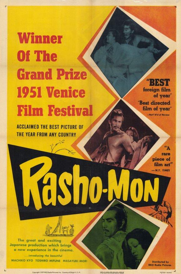Rashomon 1950 720p BRRip x264-x0r