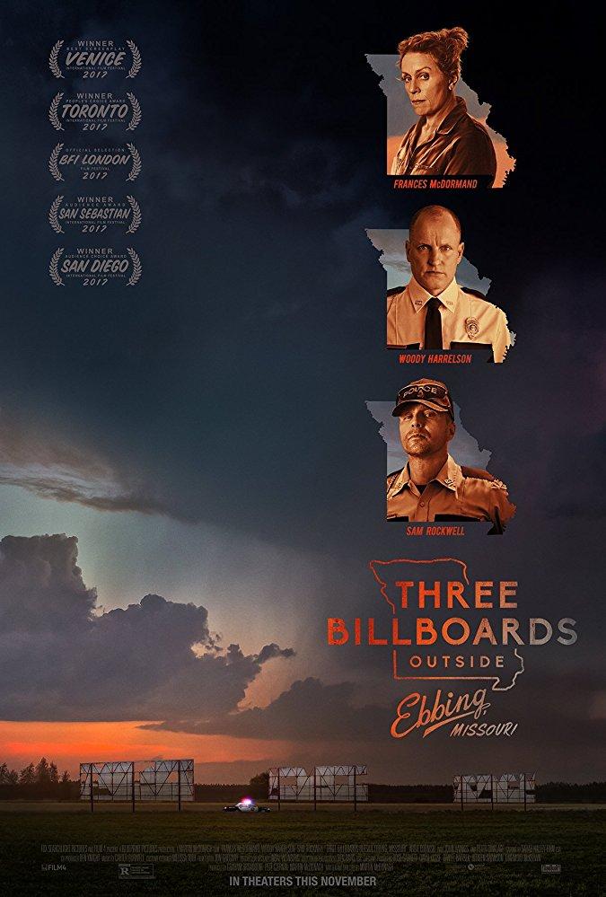 Three Billboards Outside Ebbing Missouri 2017 1080p WEB-DL X264 AC3-EVO