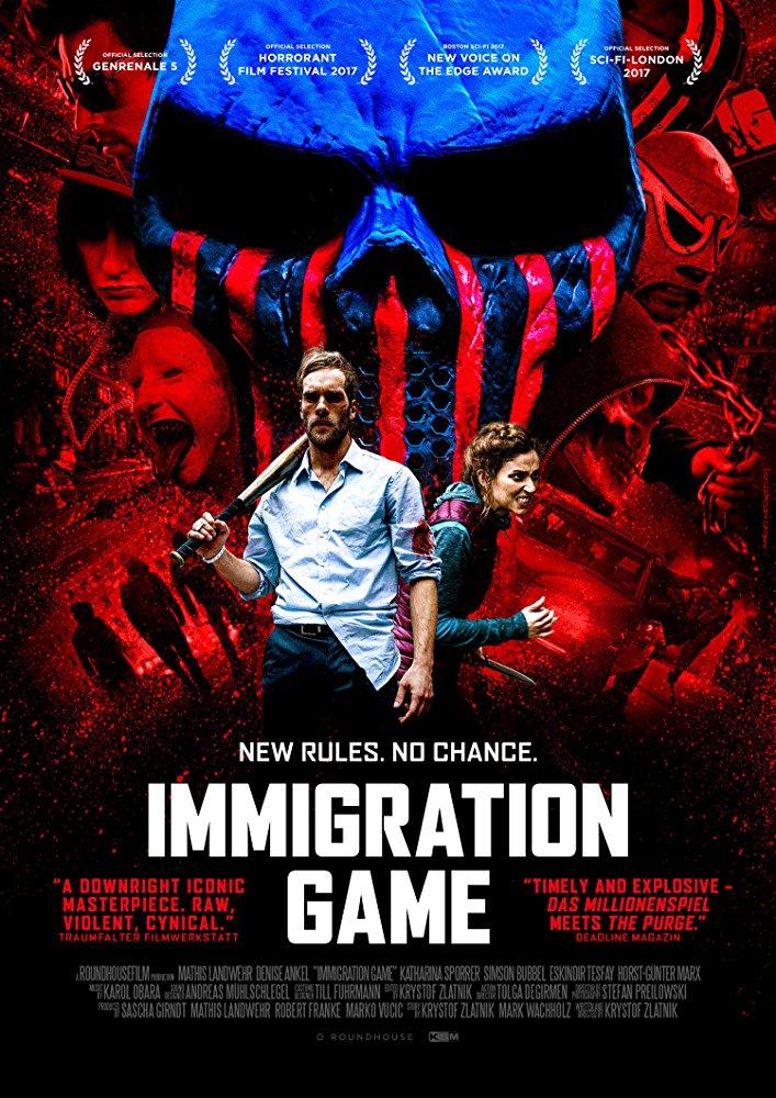 Immigration Game 2017 BDRip x264-GETiT