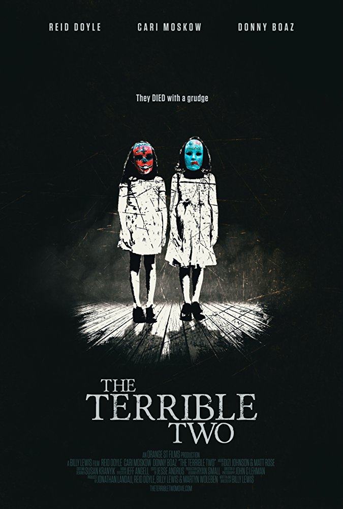 The Terrible Two 2018 HDRip AC3 X264-CMRG