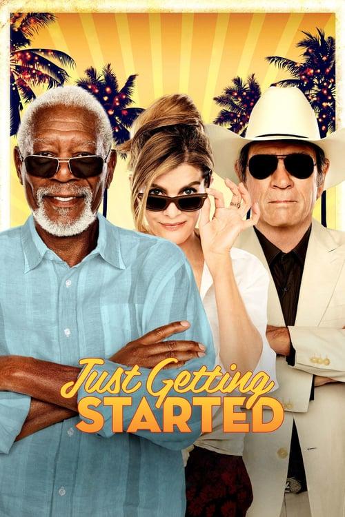 Just Getting Started 2017 DVDR-JFK