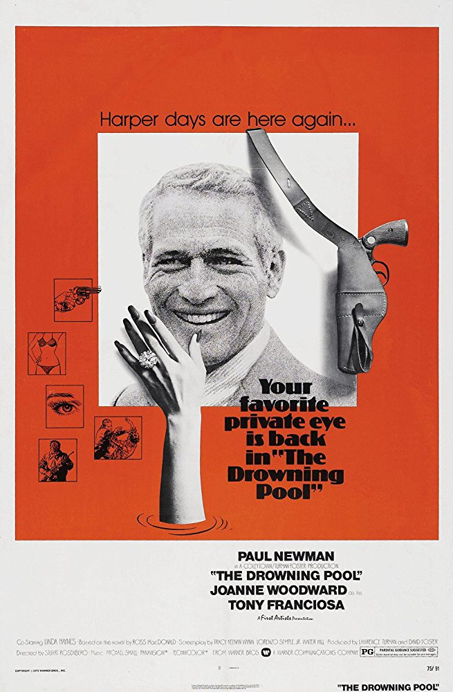 The Drowning Pool 1975 BRRip XviD MP3-XVID