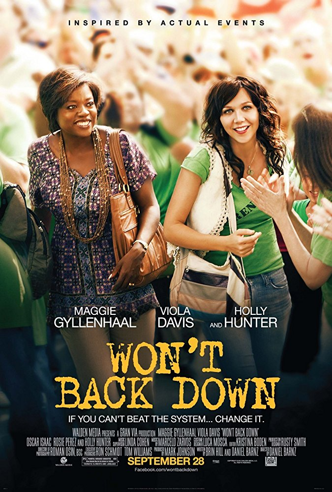 Wont Back Down 2012 BRRip XviD MP3-XVID