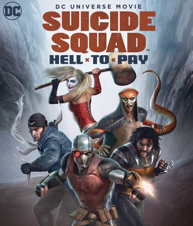 Suicide Squad Hell to Pay 2018 HDRip AC3 X264-CMRG