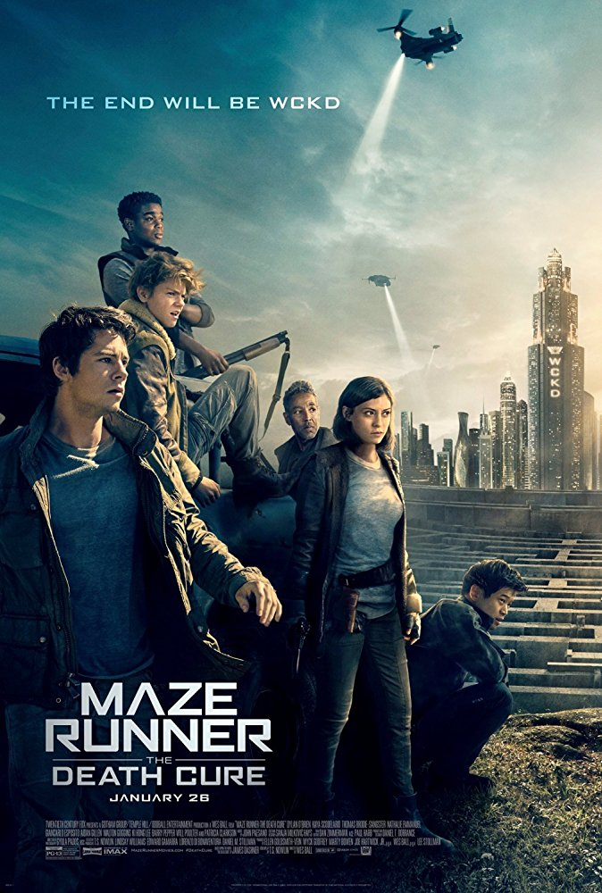 Maze Runner The Death Cure 2018 HC HDRip x264 AC3-Manning
