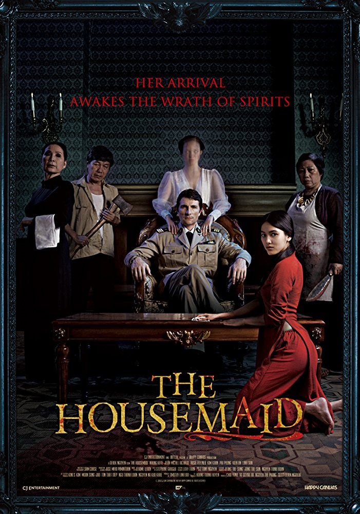 The Housemaid 2016 BDRip x264-GHOULS