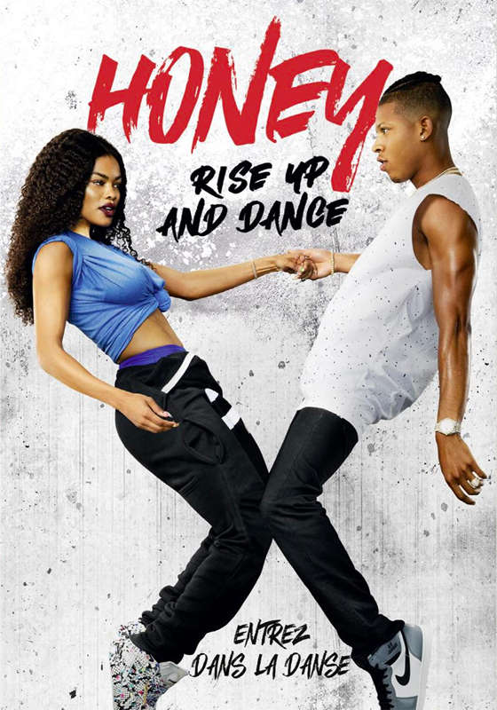 Honey Rise Up and Dance 2018 DVDRip XviD AC3-EVO