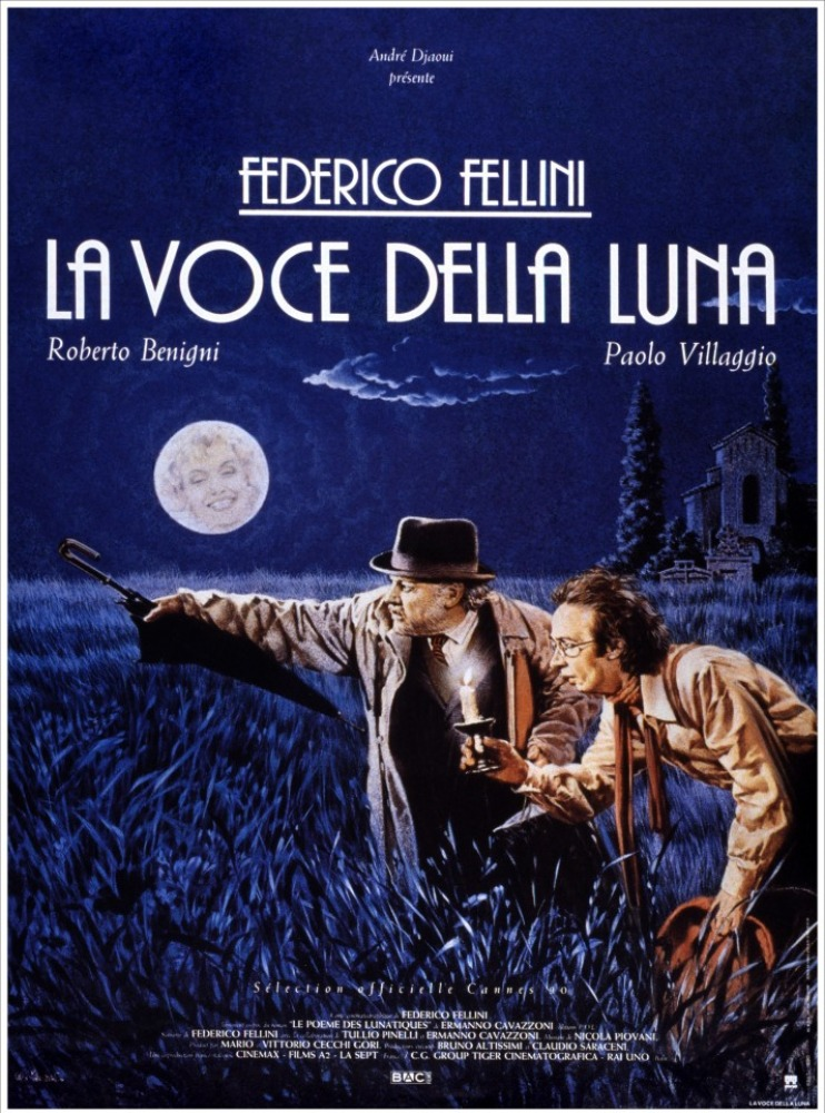 The Voice of the Moon (1990) [BluRay] [720p] YIFY