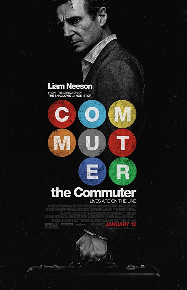 The Commuter 2018 1080p HDRip x264 [ExYu-Subs]