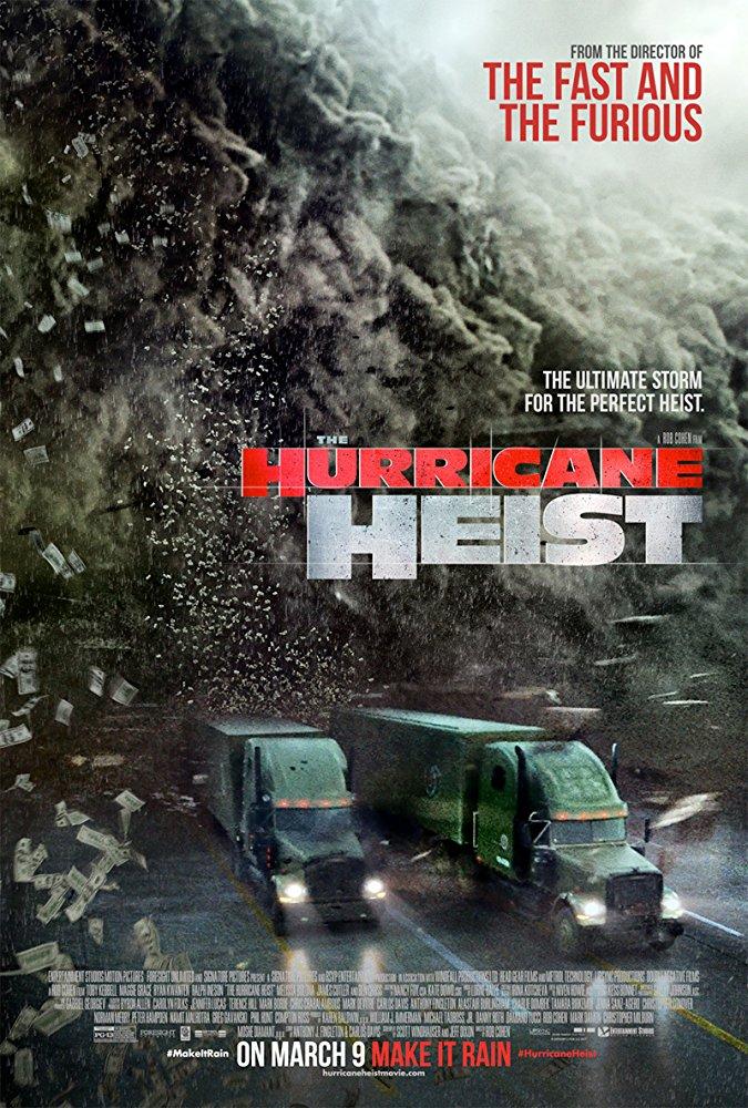 The Hurricane Heist 2018 720p HC HDRip x264 AC3-M2Tv