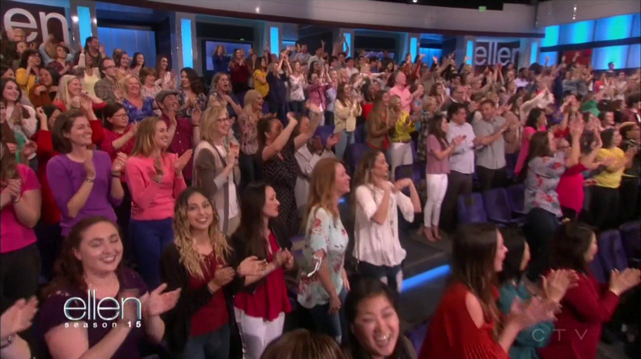 The Ellen DeGeneres Show S15E124 2018 03 22 Ellen Pompeo 720p HDTV x264