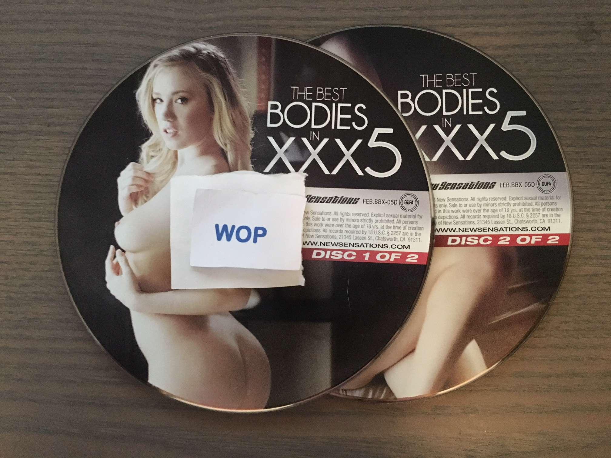 The Best Bodies In XXX 5 DiSC1 XXX DVDRip x264-WOP