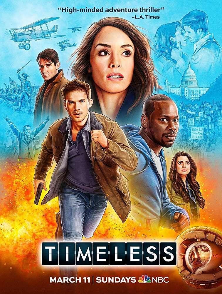 Timeless 2016 S02E05 The Kennedy Curse 720p AMZN WEB-DL DDP5 1 H 264-NTb