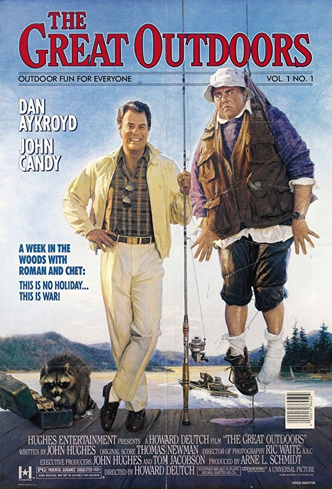 The Great Outdoors 1988 BRRip XviD MP3-XVID