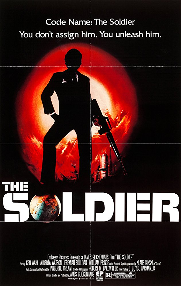 The Soldier 1982 720p BluRay H264 AAC-RARBG