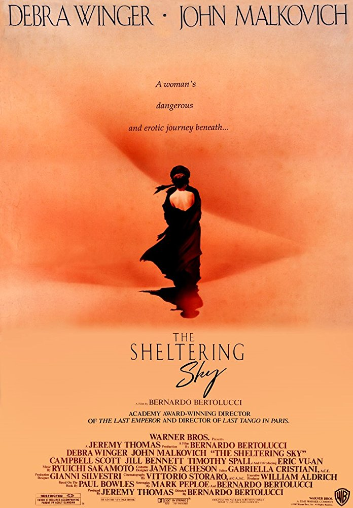 The Sheltering Sky 1990 BRRip XviD MP3-XVID
