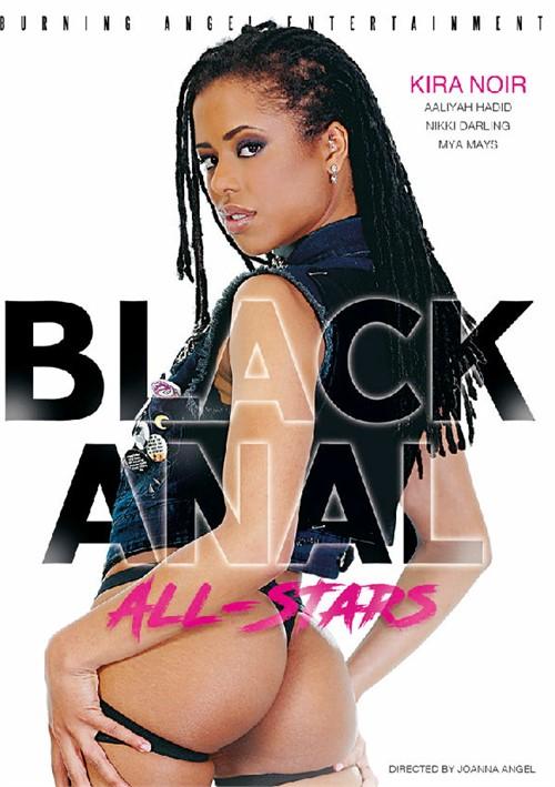 Black Anal All-Stars XXX DVDRip x264-CiCXXX