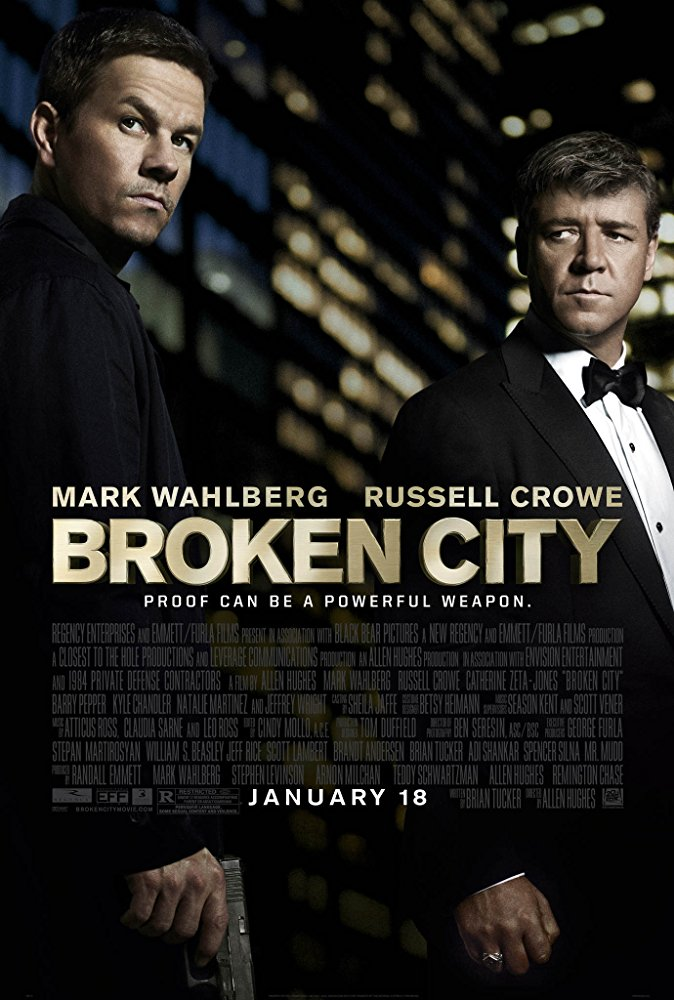 Broken City (2013) Dual Audio Hindi 720p BluRay 900MB ESubs @ KatMaster