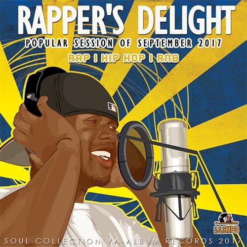 VA - Rappers Delight (2017)