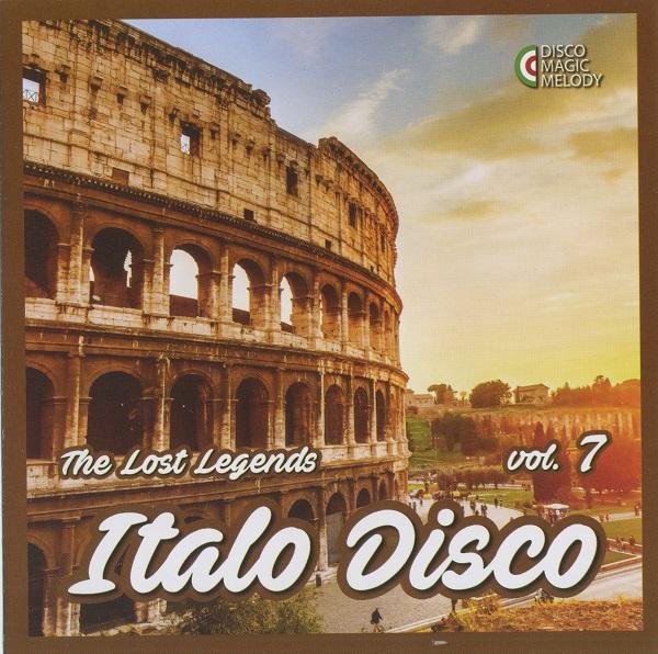 VA - Italo Disco - The Lost Legends - Vol 01 - 10 (2017)