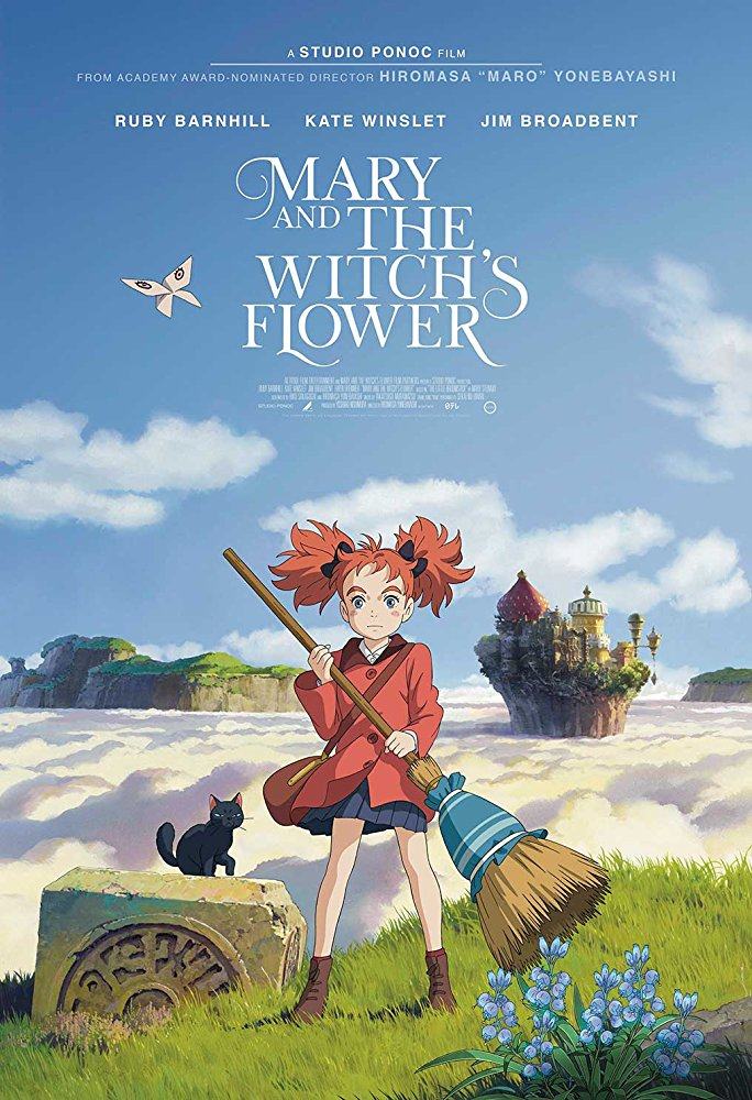 Mary and the Witchs Flower 2018 BDRip XviD AC3-EVO[EtMovies]