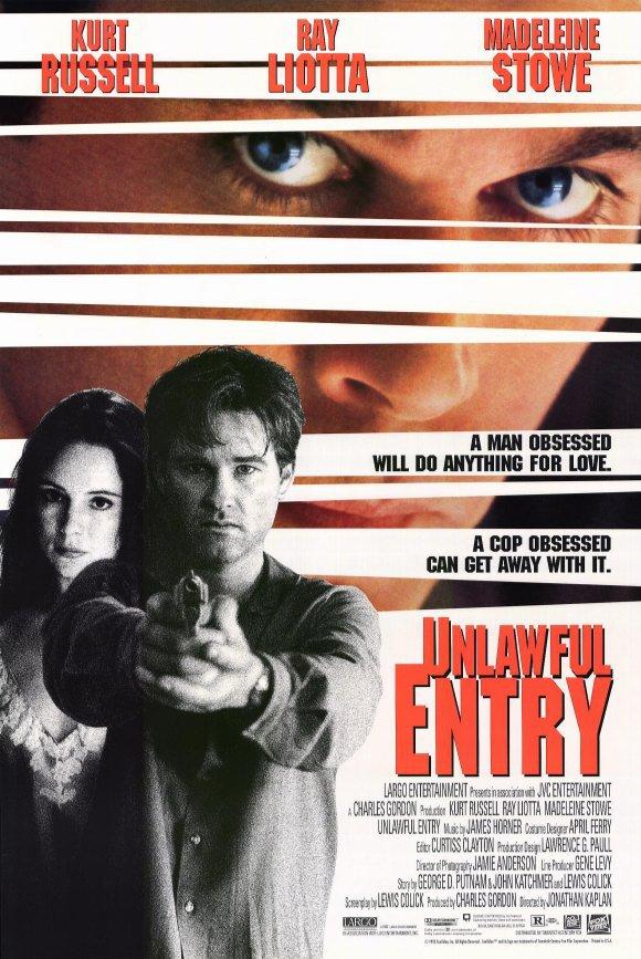 Unlawful Entry 1992 BRRip XviD MP3-XVID