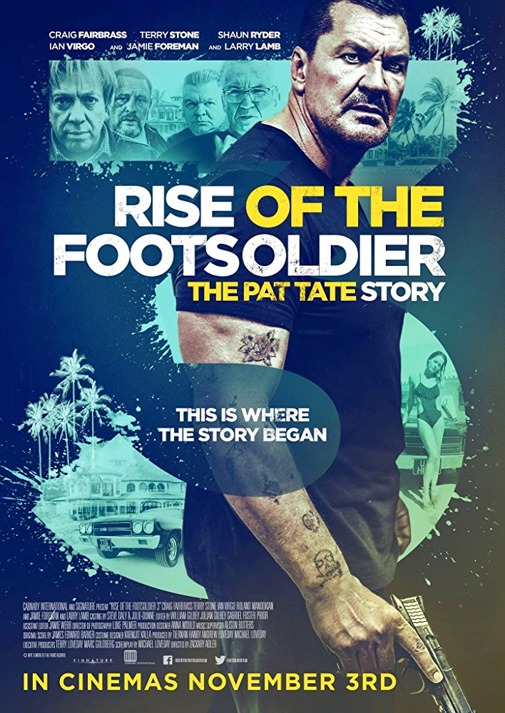 Rise of the Footsoldier 3 (2017) 720p BRRip YIFY