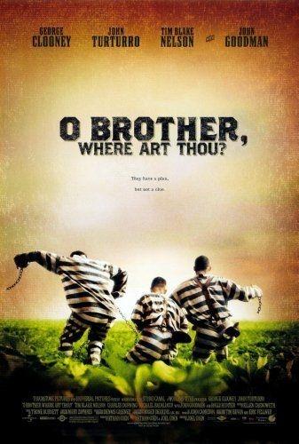 O Brother Where Art Thou 2000 BRRip XviD MP3-XVID