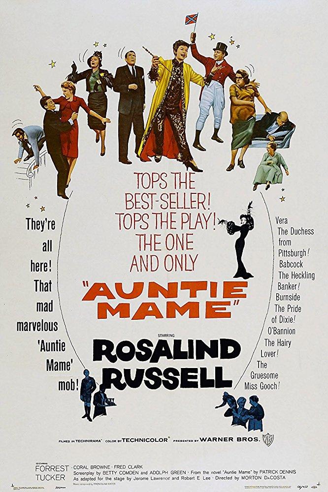 Auntie Mame 1958 720p BluRay x264-x0r