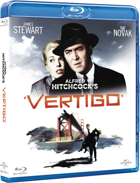 Vertigo (1958) 1080p BluRay H264 AAC-RARBG
