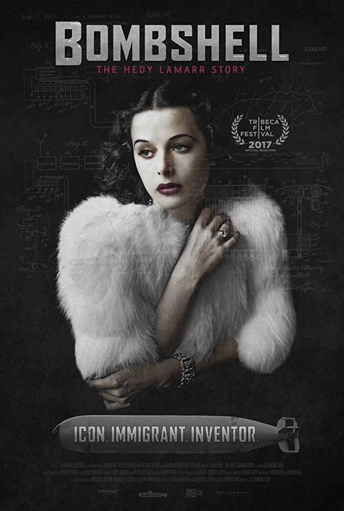 Bombshell The Hedy Lamarr Story 2017 720p BluRay H264 AAC-RARBG