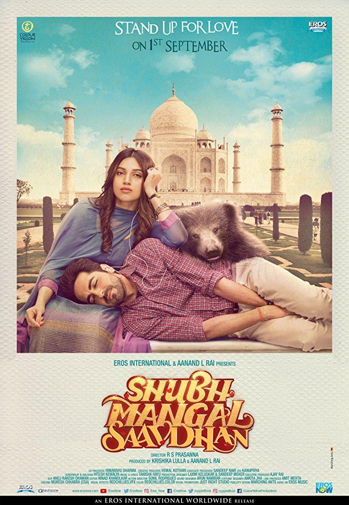 Shubh Mangal Saavdhan (2017) 720p DvDRip HEVC AAC 5.1-DTOne
