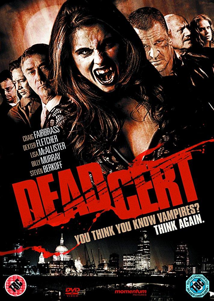 Dead Cert 2010 BRRip XviD MP3-XVID