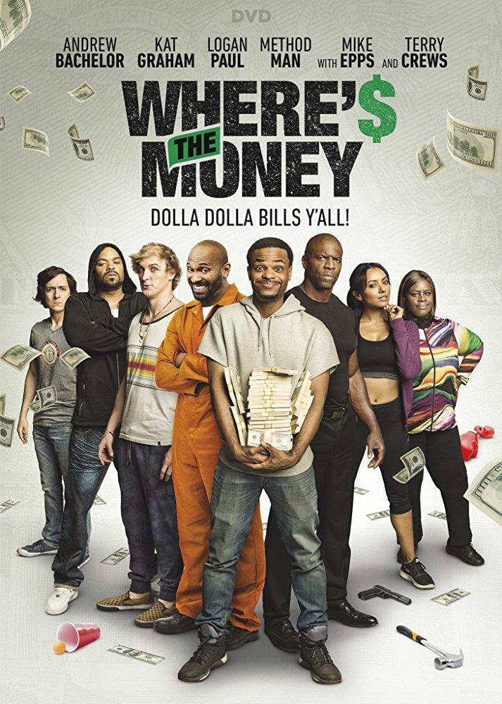 Where's the Money 2017 WEB-DL DD5 1 X264-CMRG