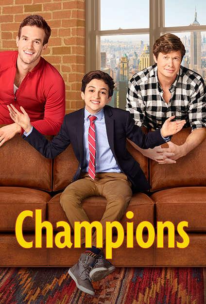 Champions S01E07 720p HDTV x264-KILLERS
