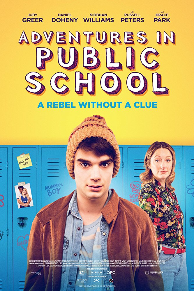 Adventures in Public School 2017 HDRip AC3 X264-CMRG
