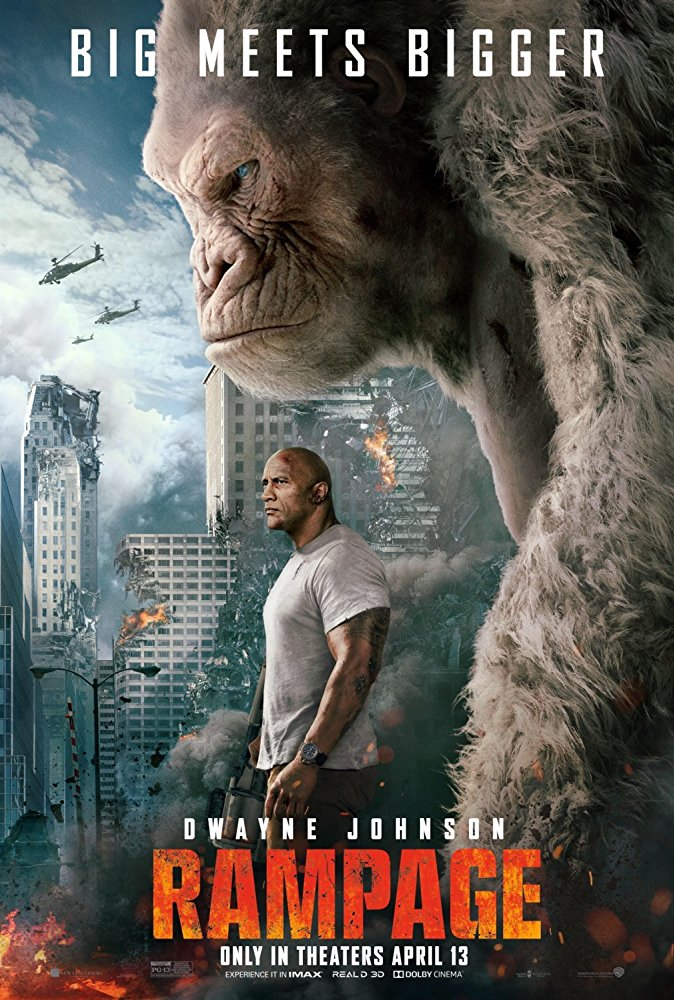 Rampage 2018 720p NEW HDCAM X264 HQMic-CPG