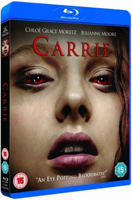 Carrie 2013 720p BluRay x264 Dual Audio Hindi 2 0 - English 2 0 ESub MW