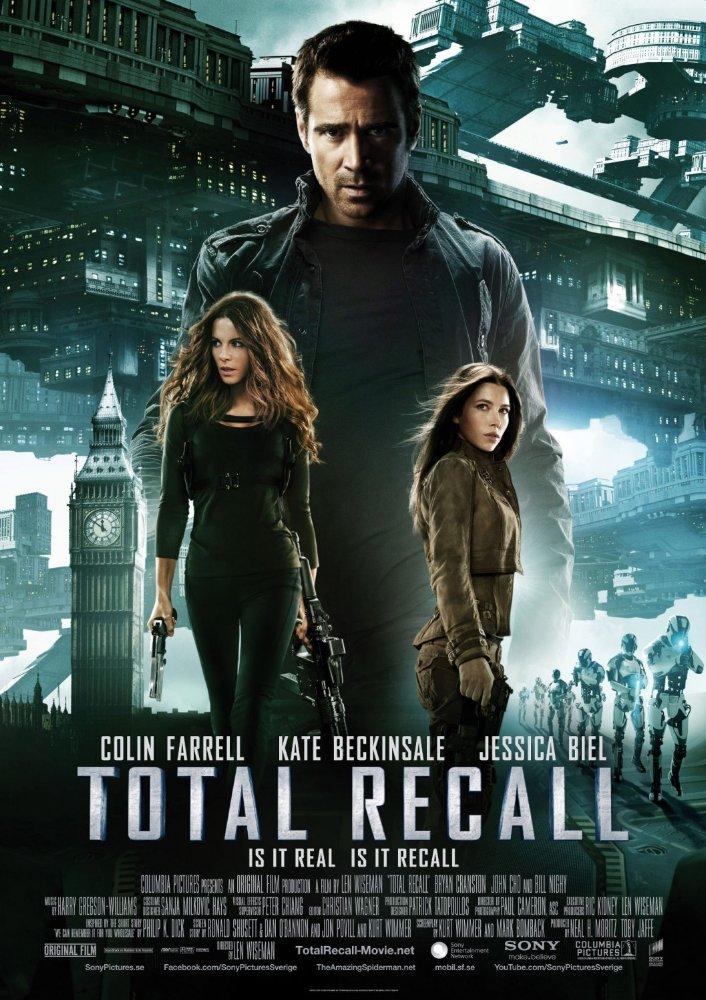 Total Recall 2012 RETAIL DVDRip XviD-PTpOWeR