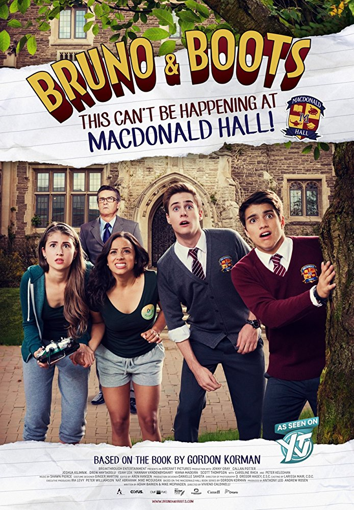 Bruno and Boots This Cant Be Happening at Macdonald Hall (2017) HDRip AC3 x264-CMRG