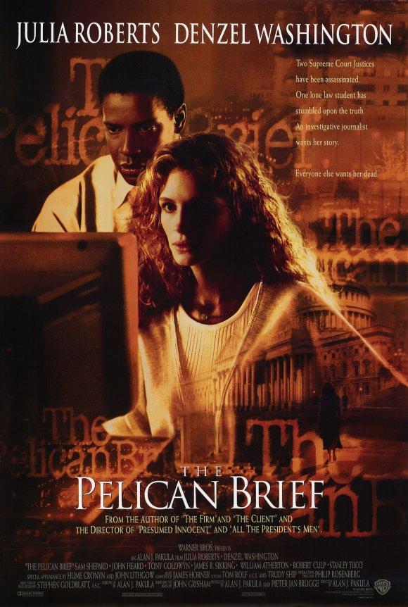 The Pelican Brief 1993 1080p BluRay H264 AAC-RARBG