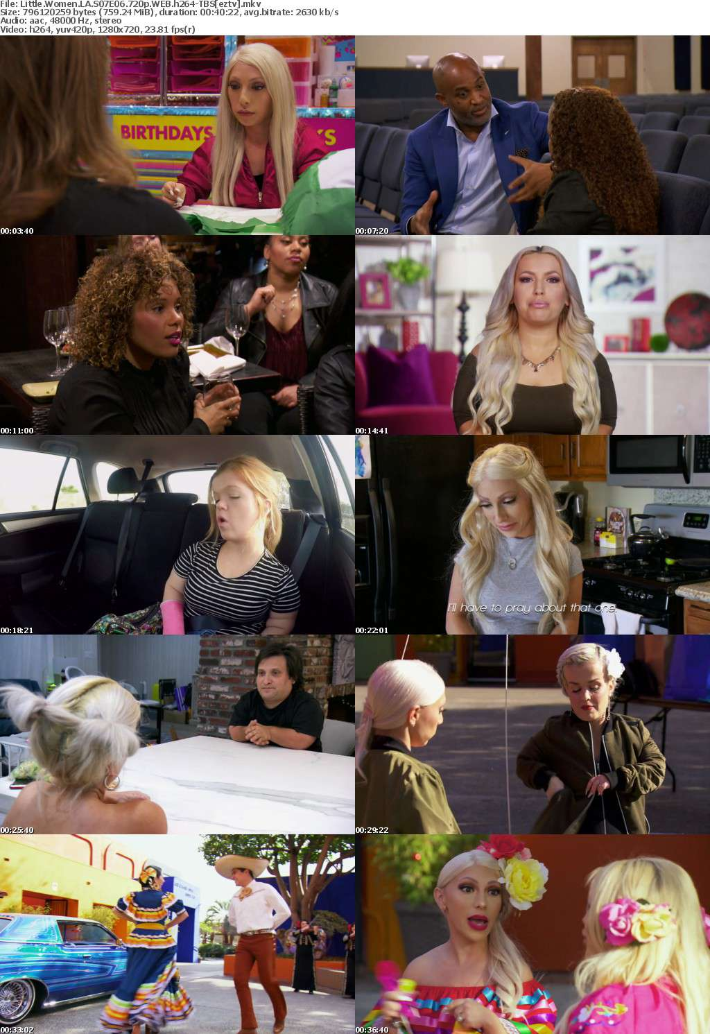 Little Women LA S07E06 720p WEB h264-TBS