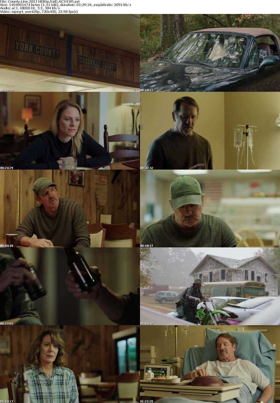 County Line (2017) HDRip XviD AC3-EVO