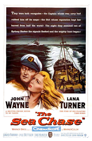 The Sea Chase 1955 BRRip XviD MP3-XVID