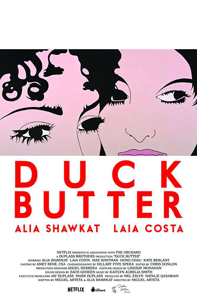 Duck Butter (2018) 1080p WEB-DL x264 AC3-eSc