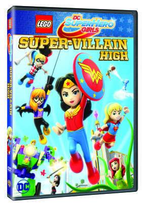Lego DC Super Hero Girls Super-Villain High 2018 720p WEB-DL XviD AC3-FGT