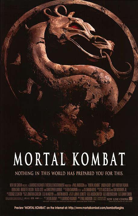 Mortal Kombat 1995 BRRip XviD MP3-XVID