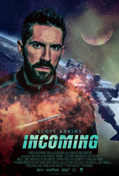 Incoming (2018) 720p WEB-DL x264 AC3-RiPRG